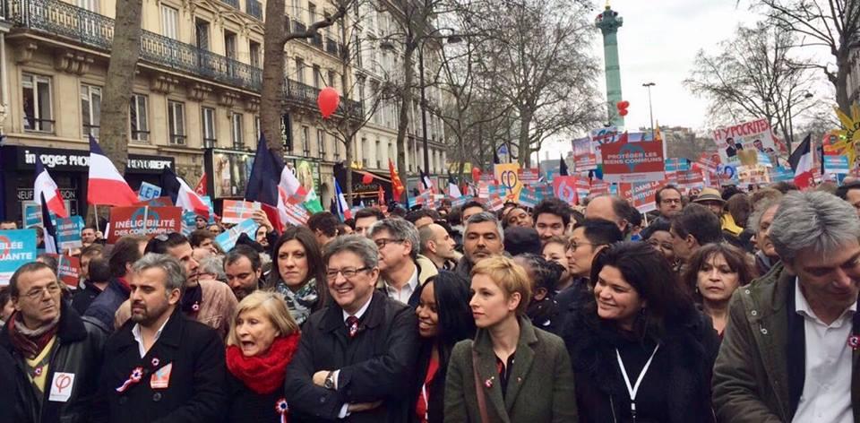 Marche pour une VIème République