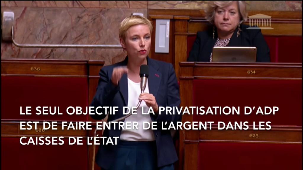 A qui profite la privatisation d'Aéroports De Paris (ADP) ?