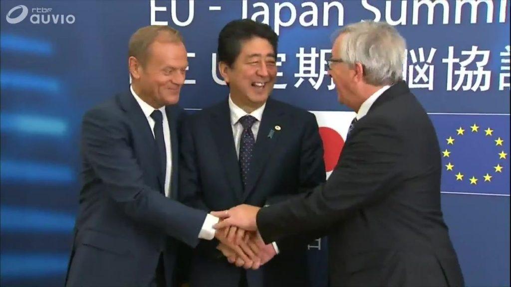 JEFTA : traité de libre-échange avec le Japon, ratifié sans consultation des peuples