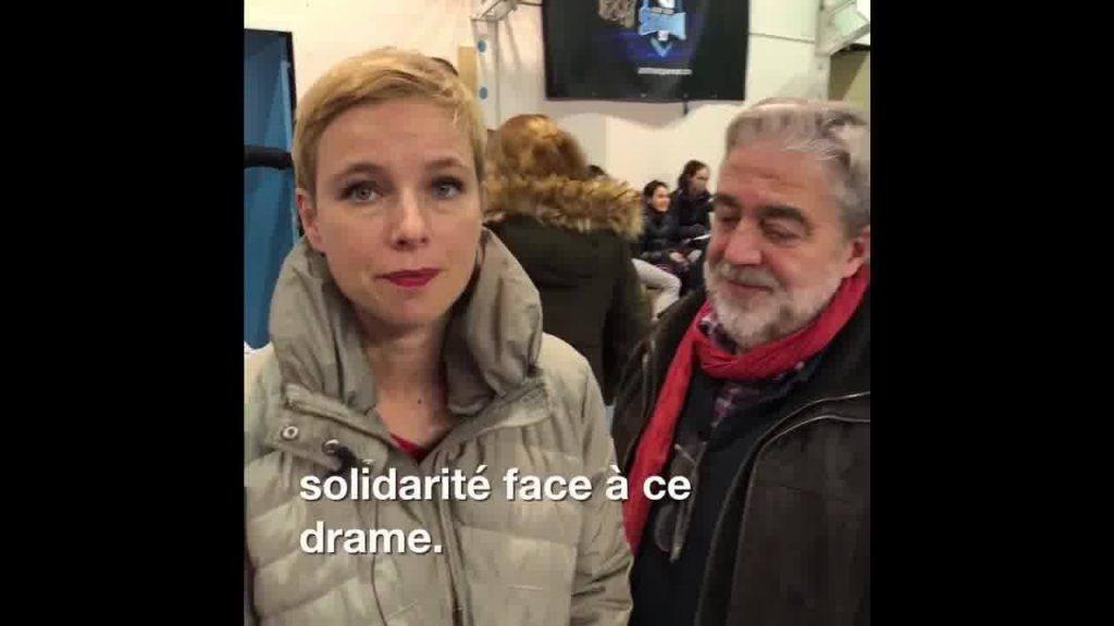 Grave incendie à Sevran : Solidarité !