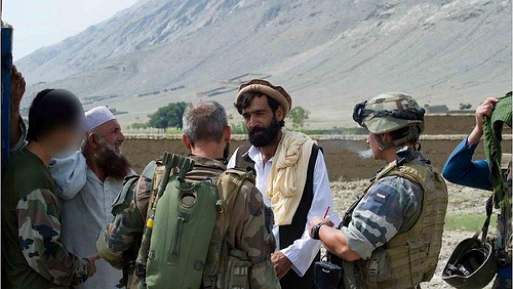 Protection de nos auxiliaires en zones de conflits
